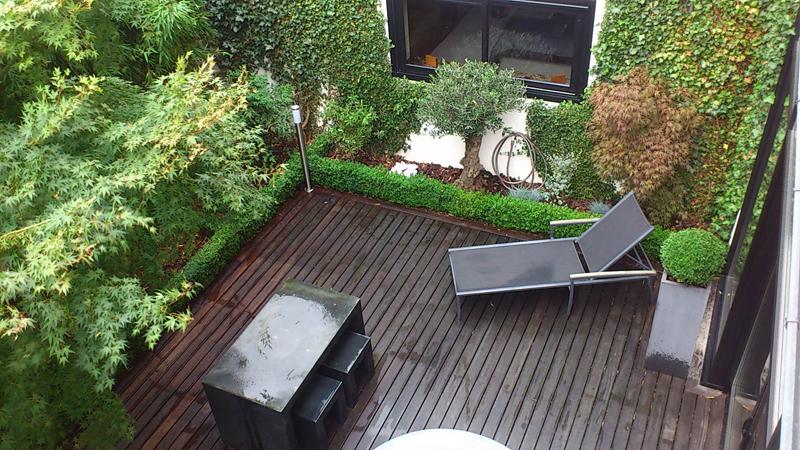 R alisation cr ation de jardin japonais ath tournai - Creer un jardin japonais ...