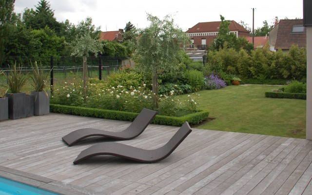 Jardins contemporains for Architecte de jardin bruxelles