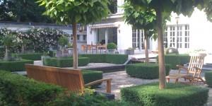 Jardins de style