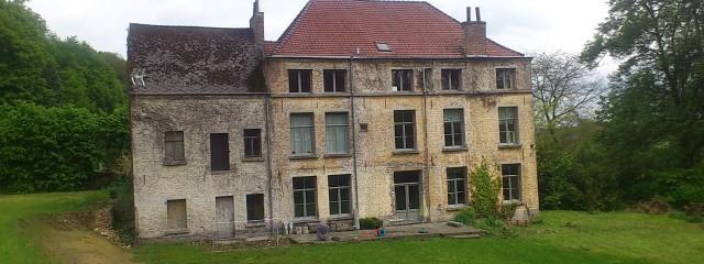 Un jardin de style à Mons!