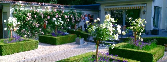 Entretiens de jardins