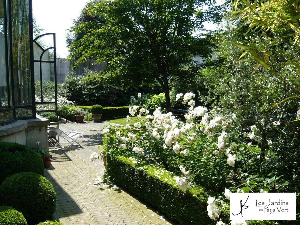Jardin contemporain Lille